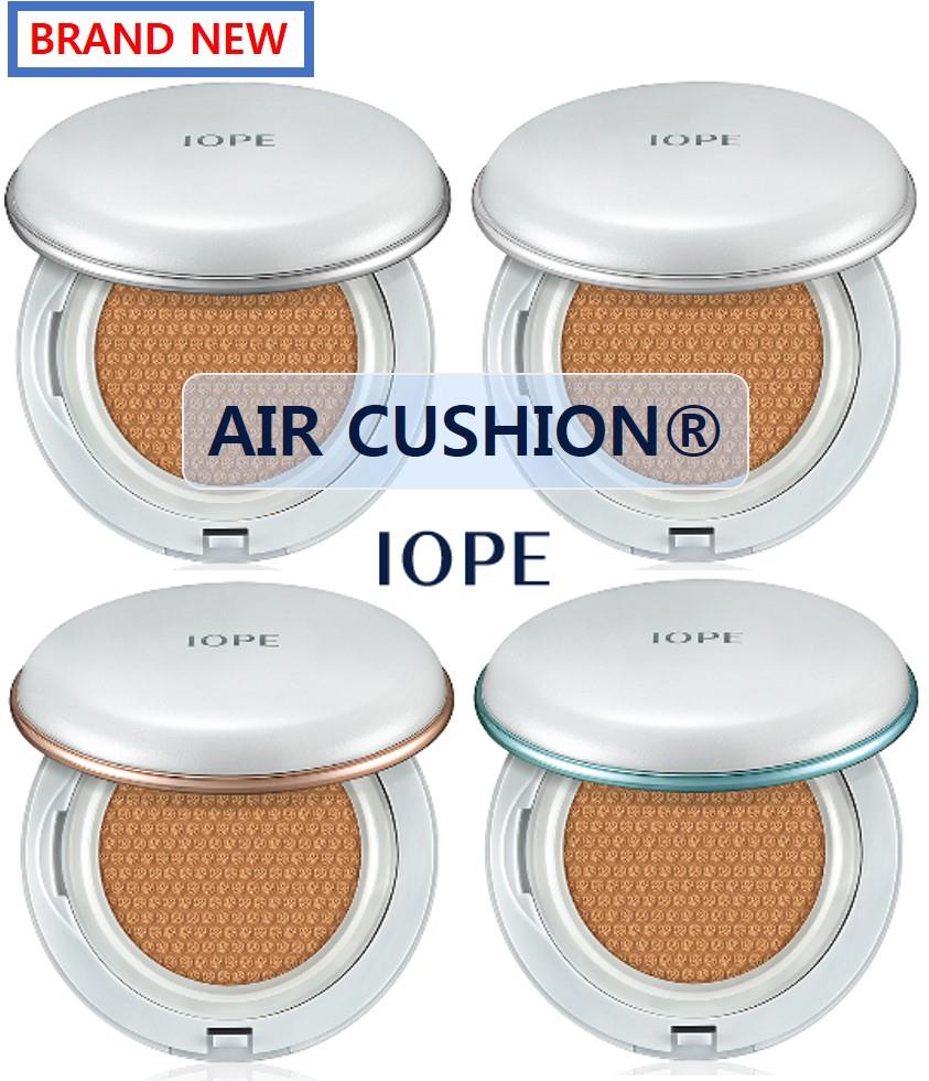 Iope air cushion ingredients