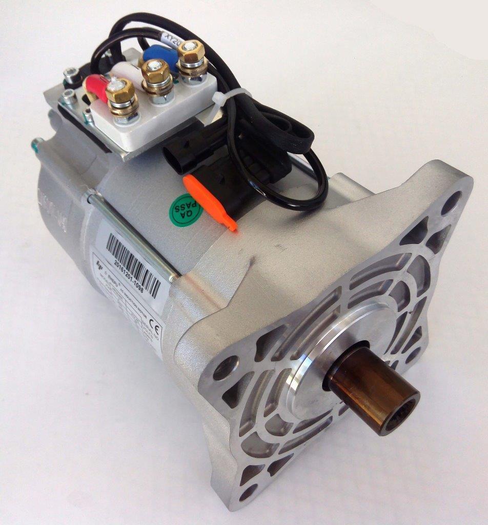 60v 3kw ac induction motor for lsv nev ev car boat for Ac induction motor controller