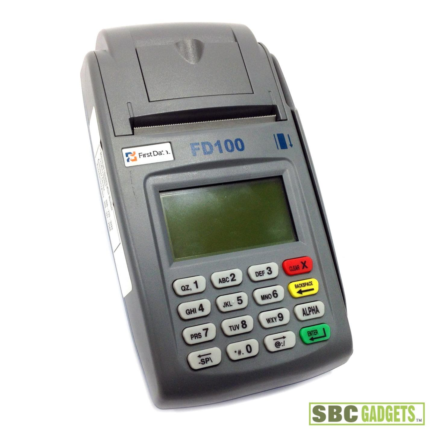 data card machine