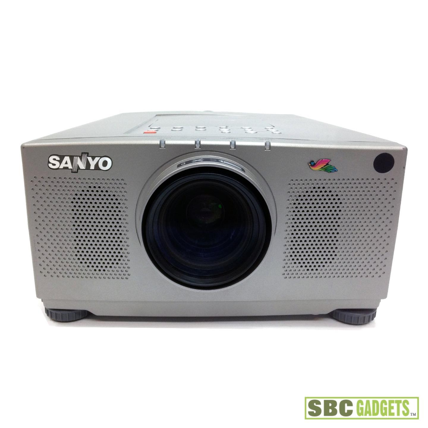 Sanyo Pro Xtrax Multiverse Projector Usb Driver