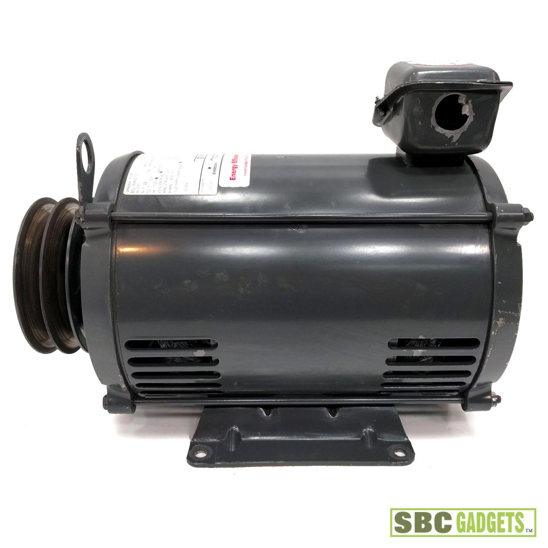 Emerson Three Phase Motor 10 Hp 1760 Rpm Model H21663