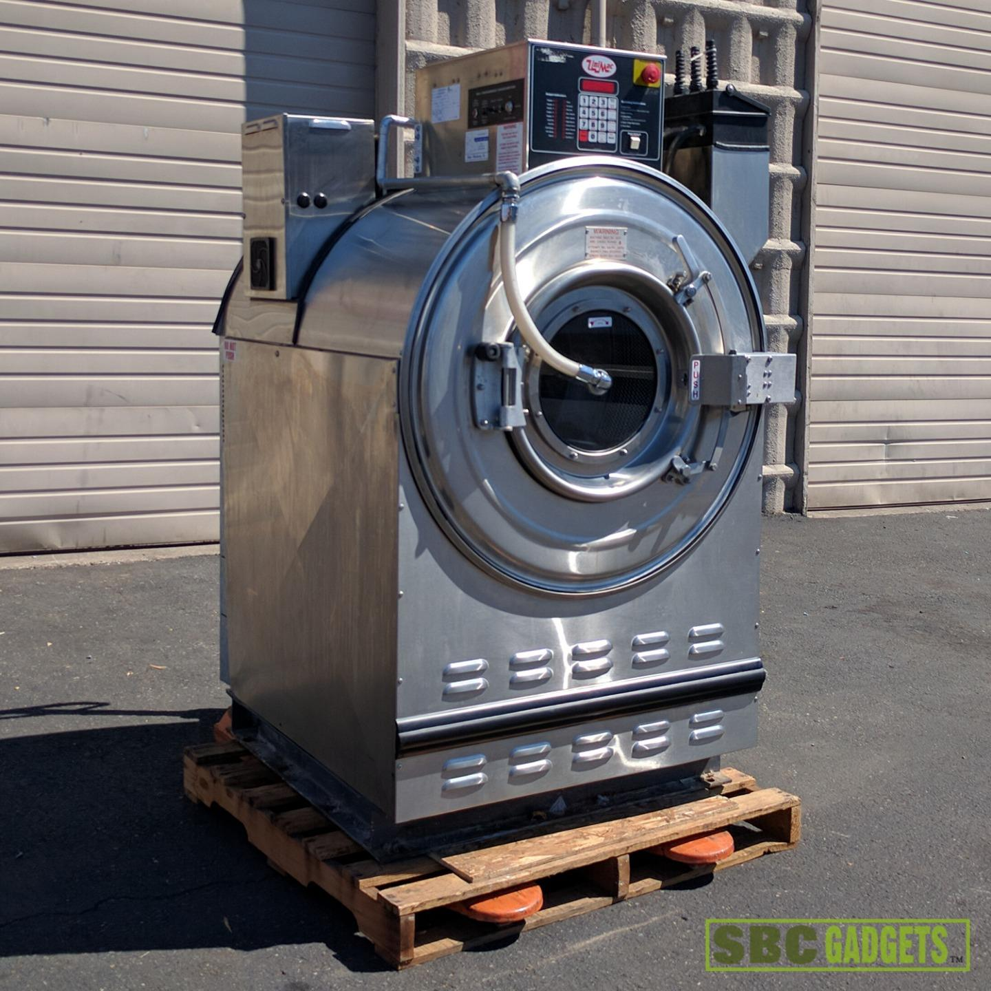 60 Pound Washer ~ Unimac commercial washer max load lbs model