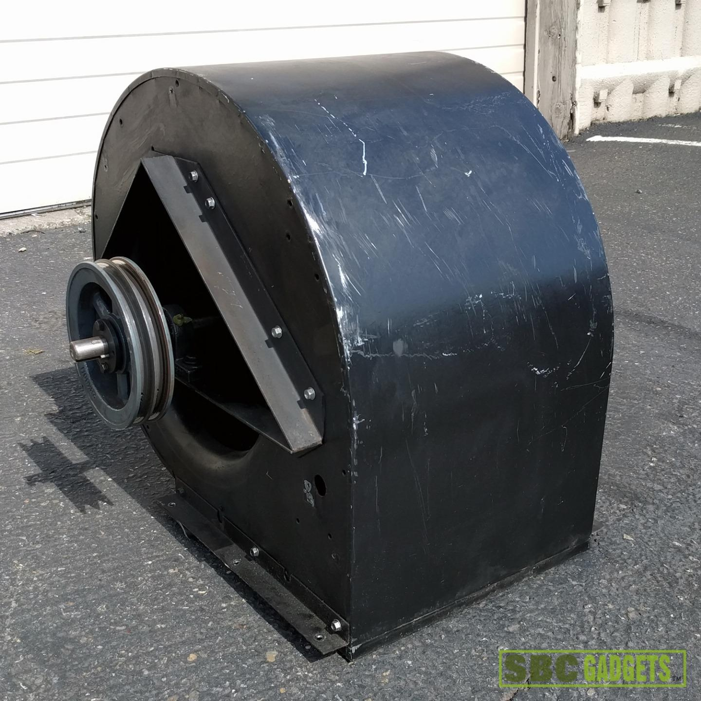 Industrial Centrifugal Blower : Industrial inlet centrifugal fan blower with motor ebay