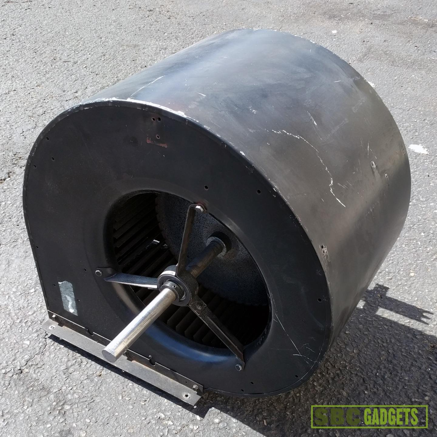 Centrifugal Fan Motor : Industrial inlet centrifugal fan blower with motor ebay