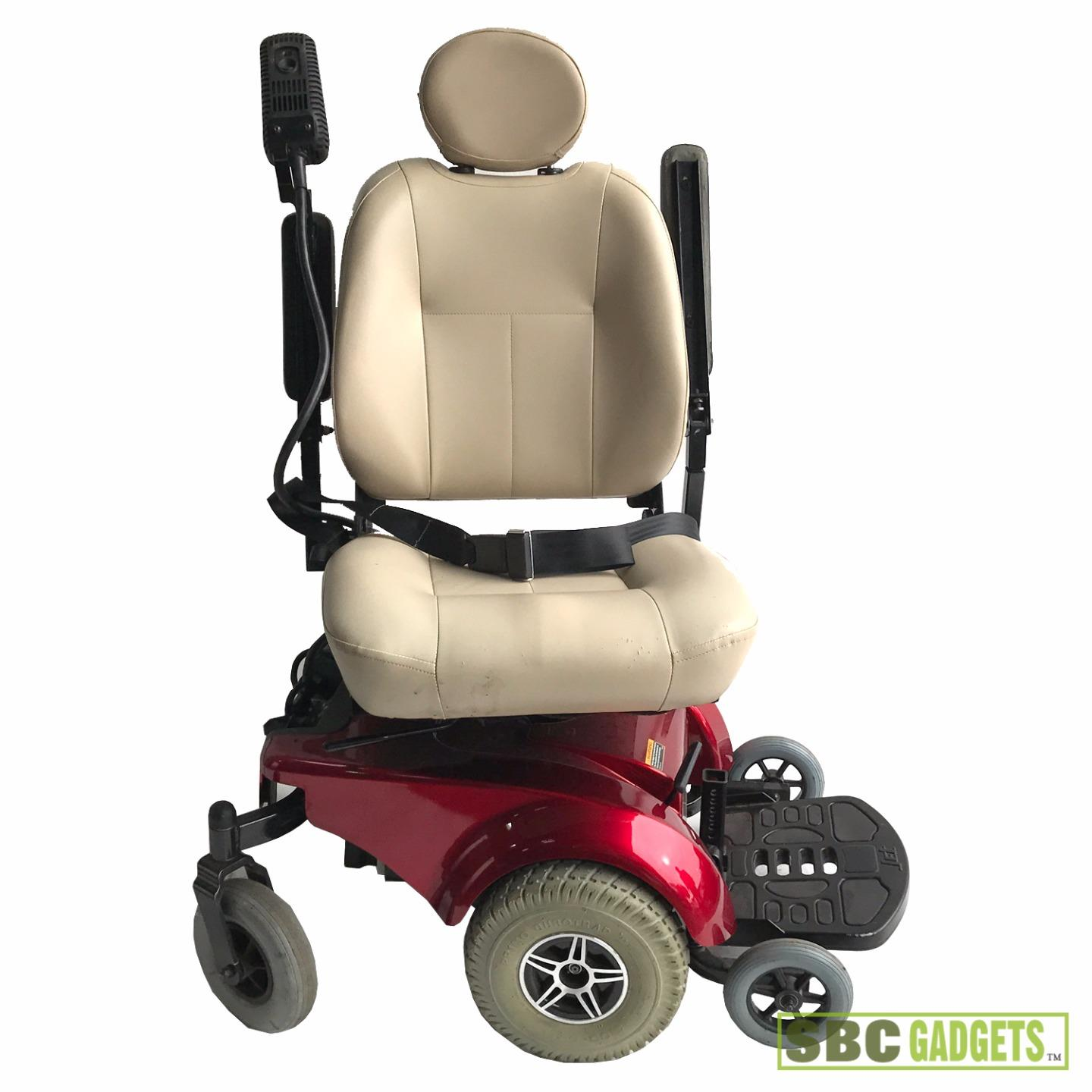 Jet 3 Power Wheelchair : Pride mobility jet ultra electric power wheelchair