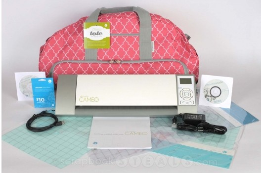 Silhouette-Cameo-Cutter-ACCESSORIES-Foils-Vinyl-Kits-etc