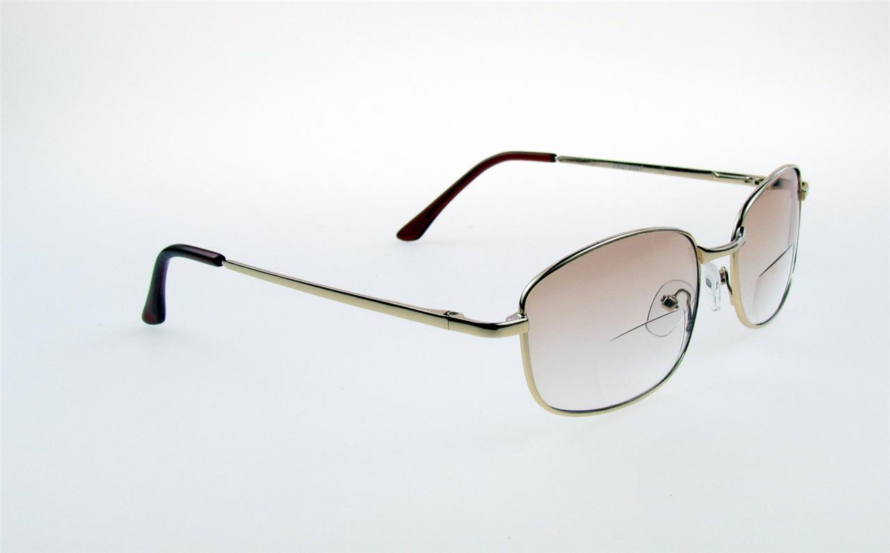 bifocal reading glasses light tint computer indoor out