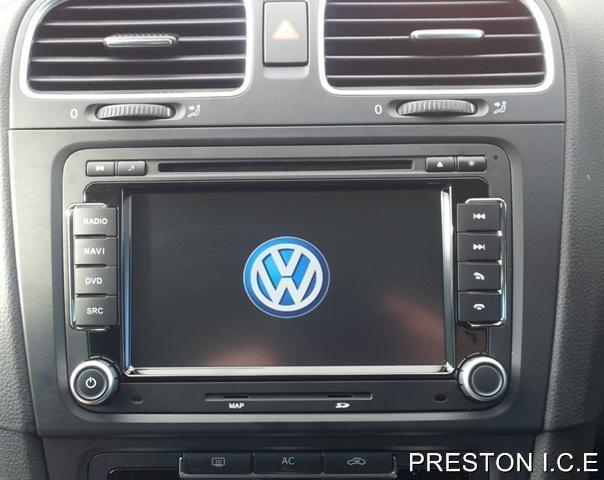 vw sat nav dvd player android bluetooth amorak new. Black Bedroom Furniture Sets. Home Design Ideas