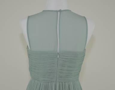 NEW J Crew $275 Silk Chiffon Clara Dress 16 Dusty Shale | eBay