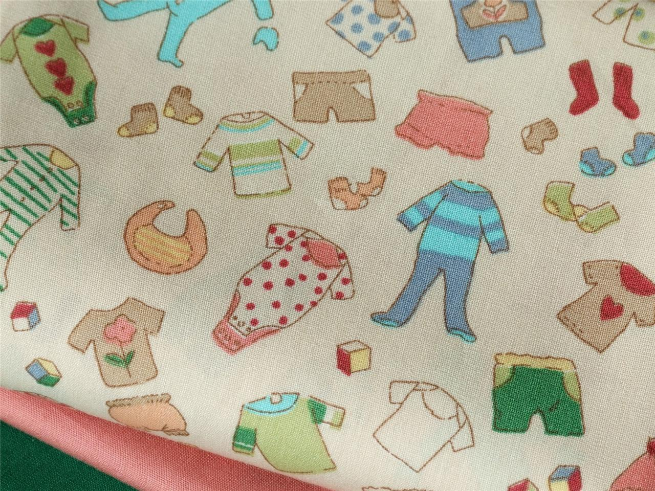 baby clothes vintage style 100 cotton fabric for dress