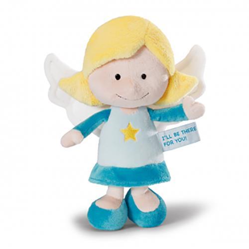 Plush Toy Guardian Angel Doll Soft Stuffed Girl Nici