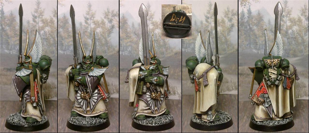 Dark-Angels-Company-Master-Balthasar-Pro-Painted-by-Dr-H-Warhammer-40k
