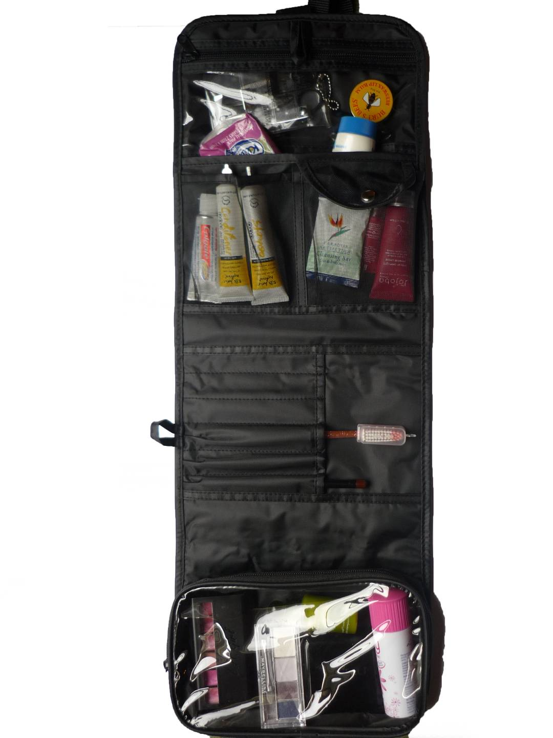 ... -Hanging-Toiletry-Bag-Makeup-Cosmetic-Wash-Case-Large-Organizer-Pouch