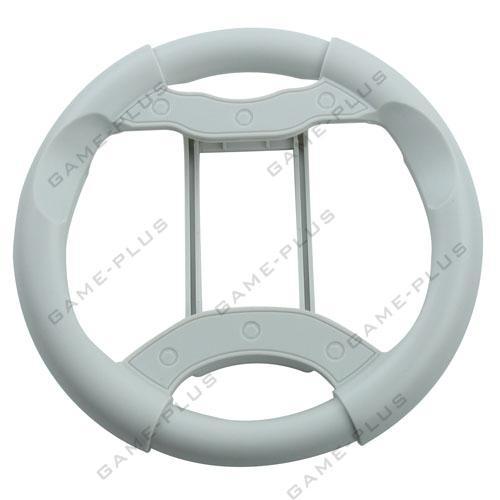 Racing Steering Wheel for Xbox 360 Controller Light Grey