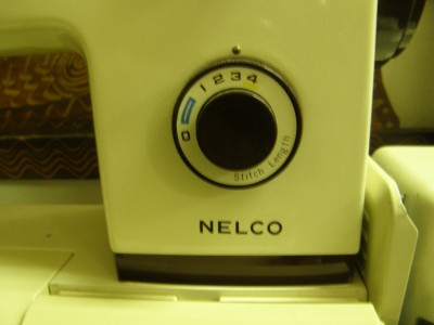 Details about vintage nelco sewing machine sierra ultra