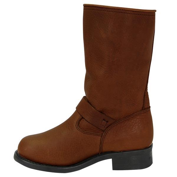 s brown xelement engineer boot size 8 ebay