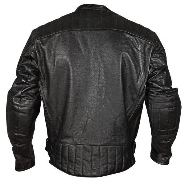 Xelement leather jacket