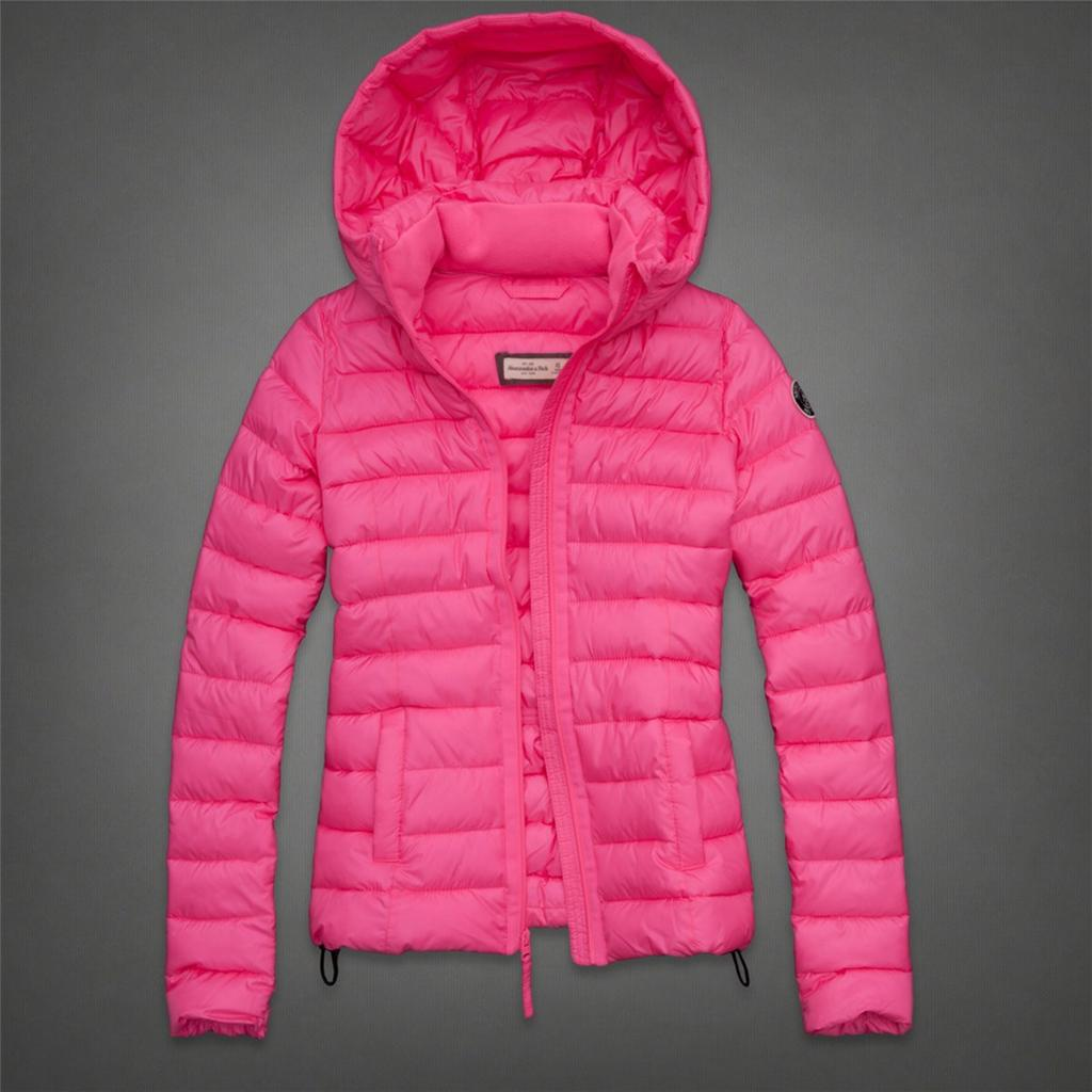 Abercrombie and fitch jackets for women