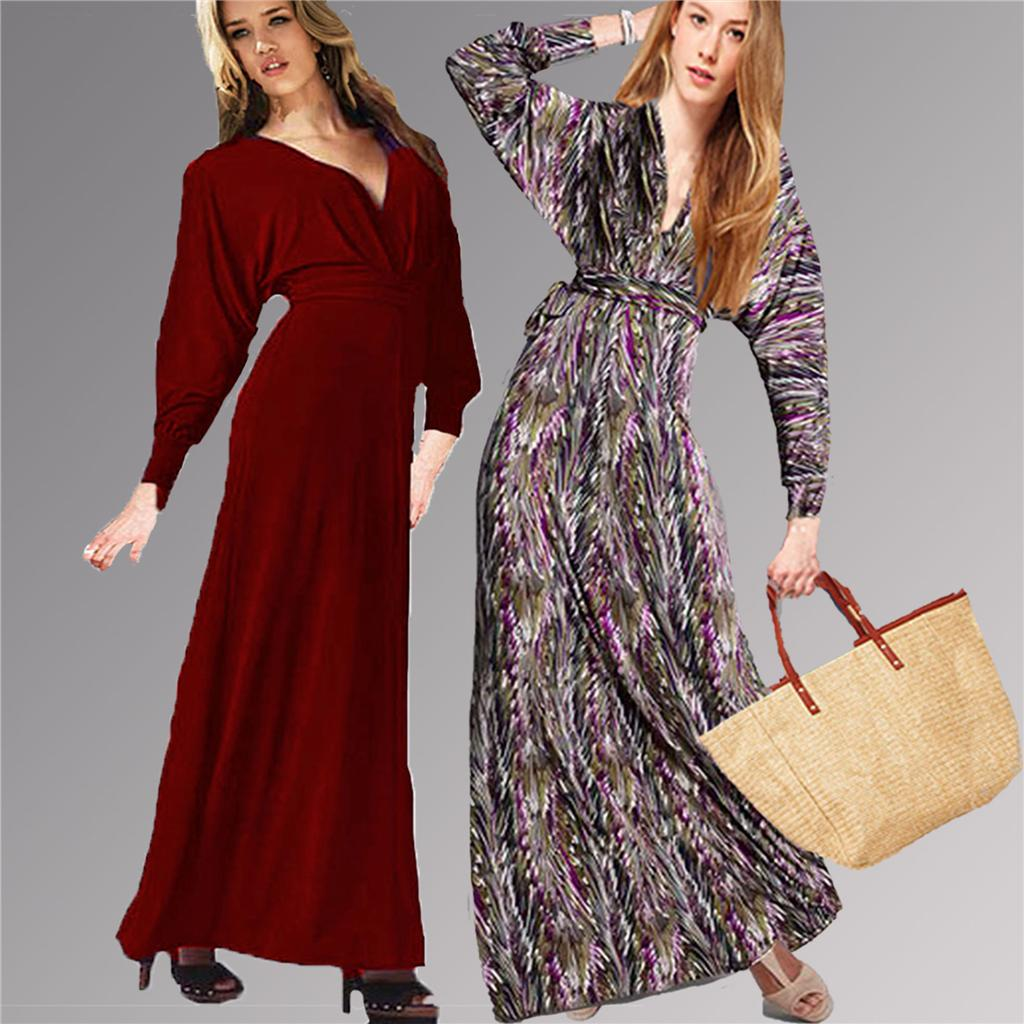 NEW! Victoria Secret Kimono Maxi Dress More Colors XS-XL Sexy ...