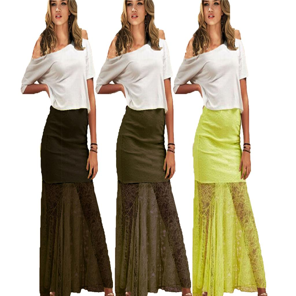 how to wear a maxi skirt when you re short