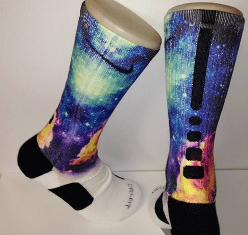 Clothing  Shoes  amp  Accessories  gt  Men s Clothing  gt  SocksGalaxy Nike Elite Shoes