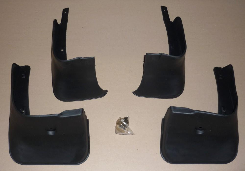 4 mud flaps front rear fit toyota corolla e140 2007 2010. Black Bedroom Furniture Sets. Home Design Ideas