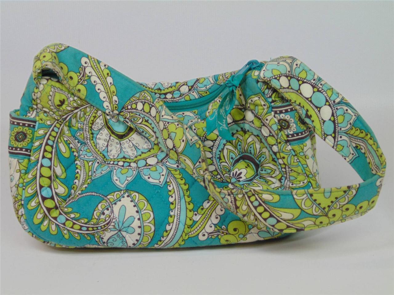 Vera bradley patterns green