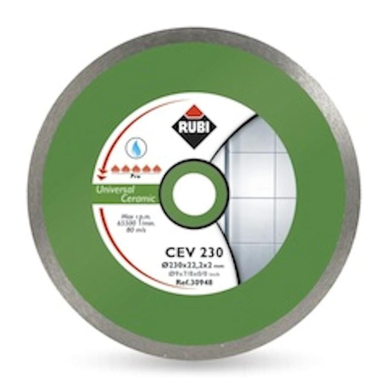 Rubi-CEV-PRO-Continuous-Rimmed-Ceramic-Tile-Diamond-Blade