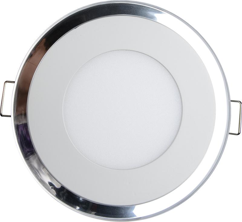 Ceiling Lights B And M : W led recessed ceiling panel flat down lights