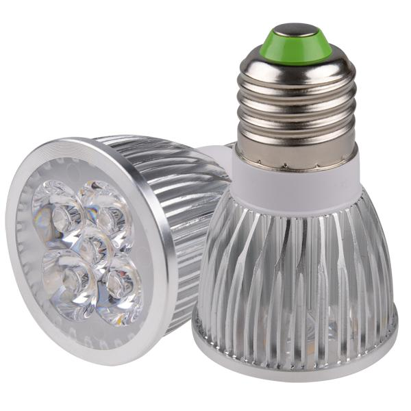 cree epistar 15w 5x3w e27 e26 par16 led downlight light lamp