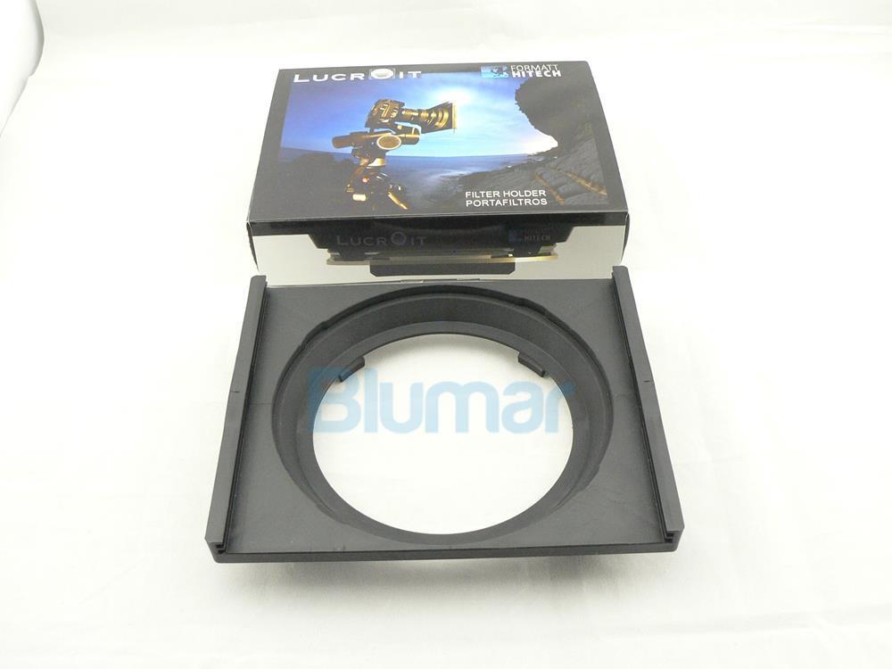 Formatt Hitech 165mm Lucroit Wide Angle 2-Slot Filter ...