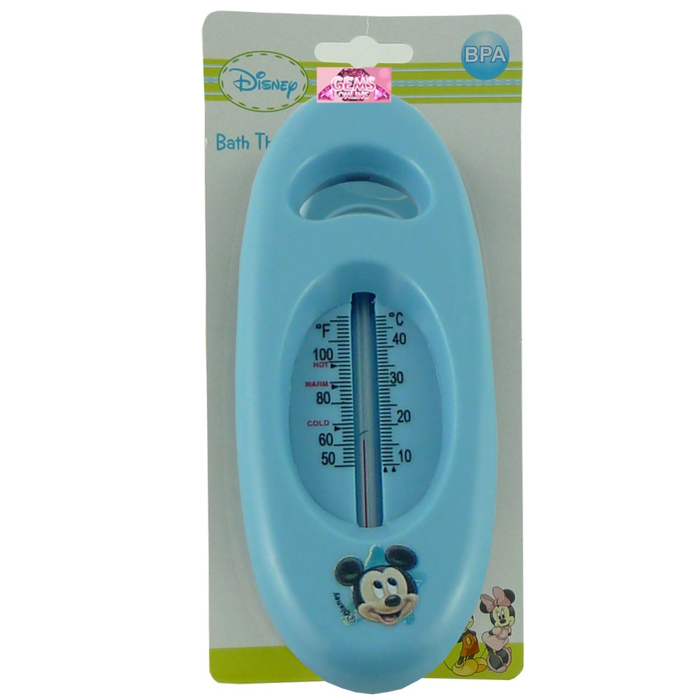 kids baby bath thermometer child cute disney tub safety. Black Bedroom Furniture Sets. Home Design Ideas