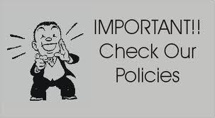 Please read the Ikea Concierge store policies!