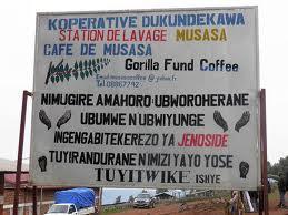 1kg Rwanda Inzovu Cooperative Sweet Juicy Coffee Beans Fresh Roasted to Order