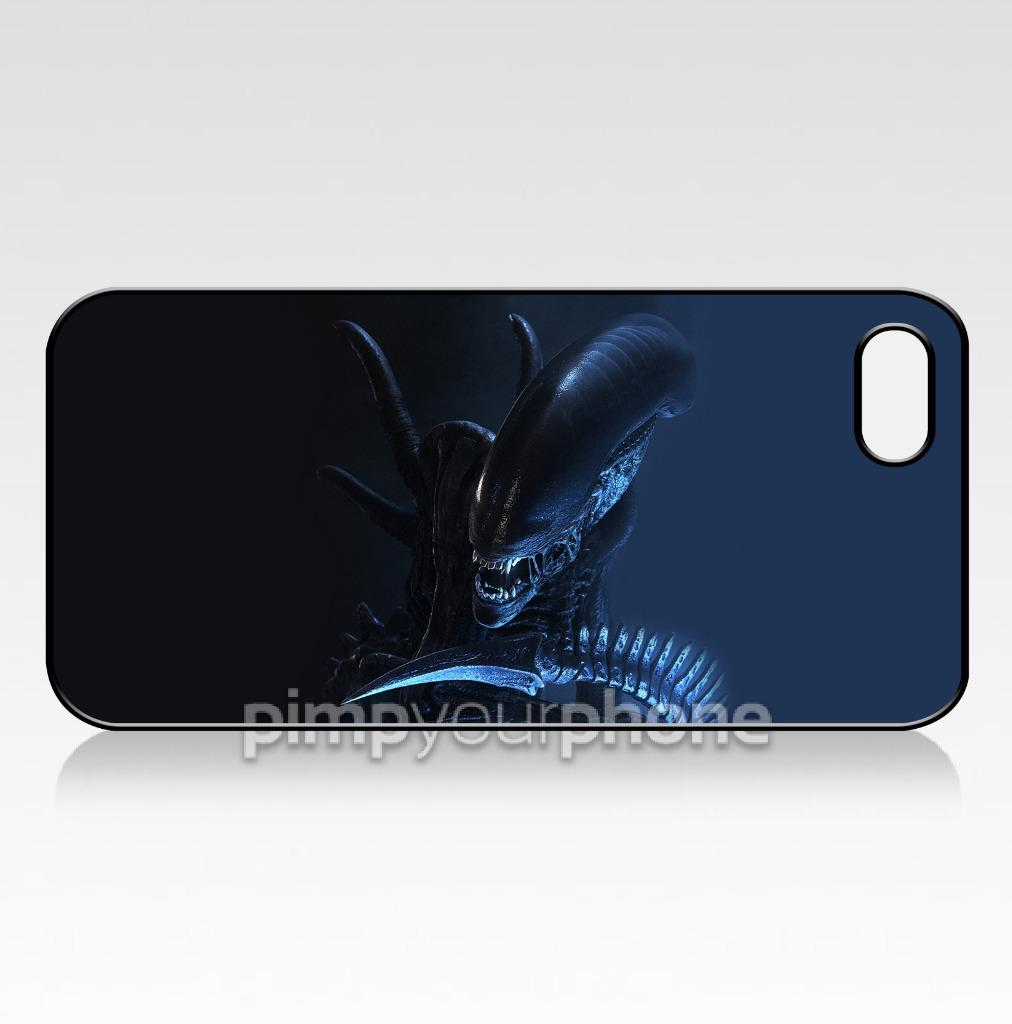 Aliens Movie Sigourney Weaver Alien Queen iPhone 4 4S 5 5C 5S 6 6 Plus Hard Case