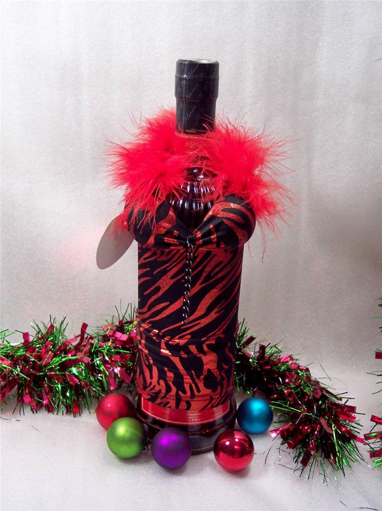 Wine Bottle Clothes Dresses Sexy Christmas Gifts Gift