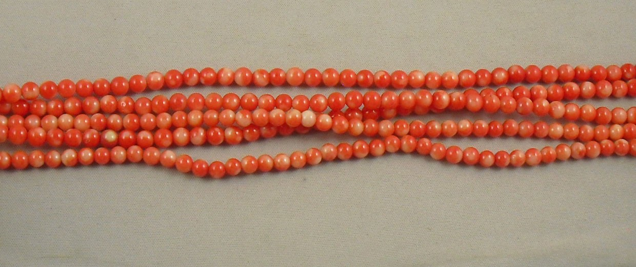 (w555a-f) 6 mix shape red coral beads/coin,nugget, round shape(w555-w0.5-1.5)