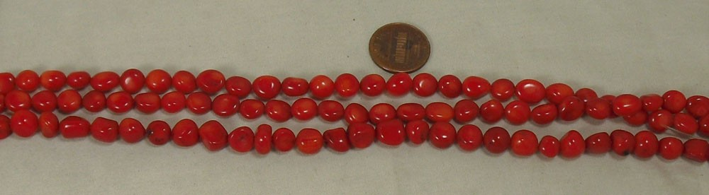 red sea coral irregular round beads,rustic nuggets/6-7mm, 10-12mm,10-15mm,8-15mm