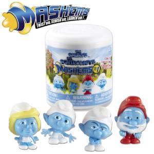 Squishy Squooshems Toys R Us : 1 X POT SMURFS SMURFS TWISTY SQUISHY MASHEMS MASH EMS COLLECTIBLE FIGURES NEW eBay