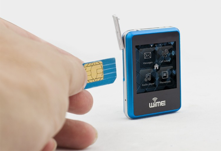 Wime nanosmart bluetooth smart watch phone support ios android ebay