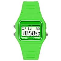 casio green