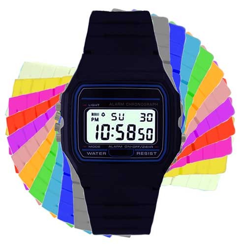 casio f91 mix