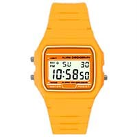 casio orange