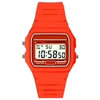casio red