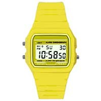 casio yellow