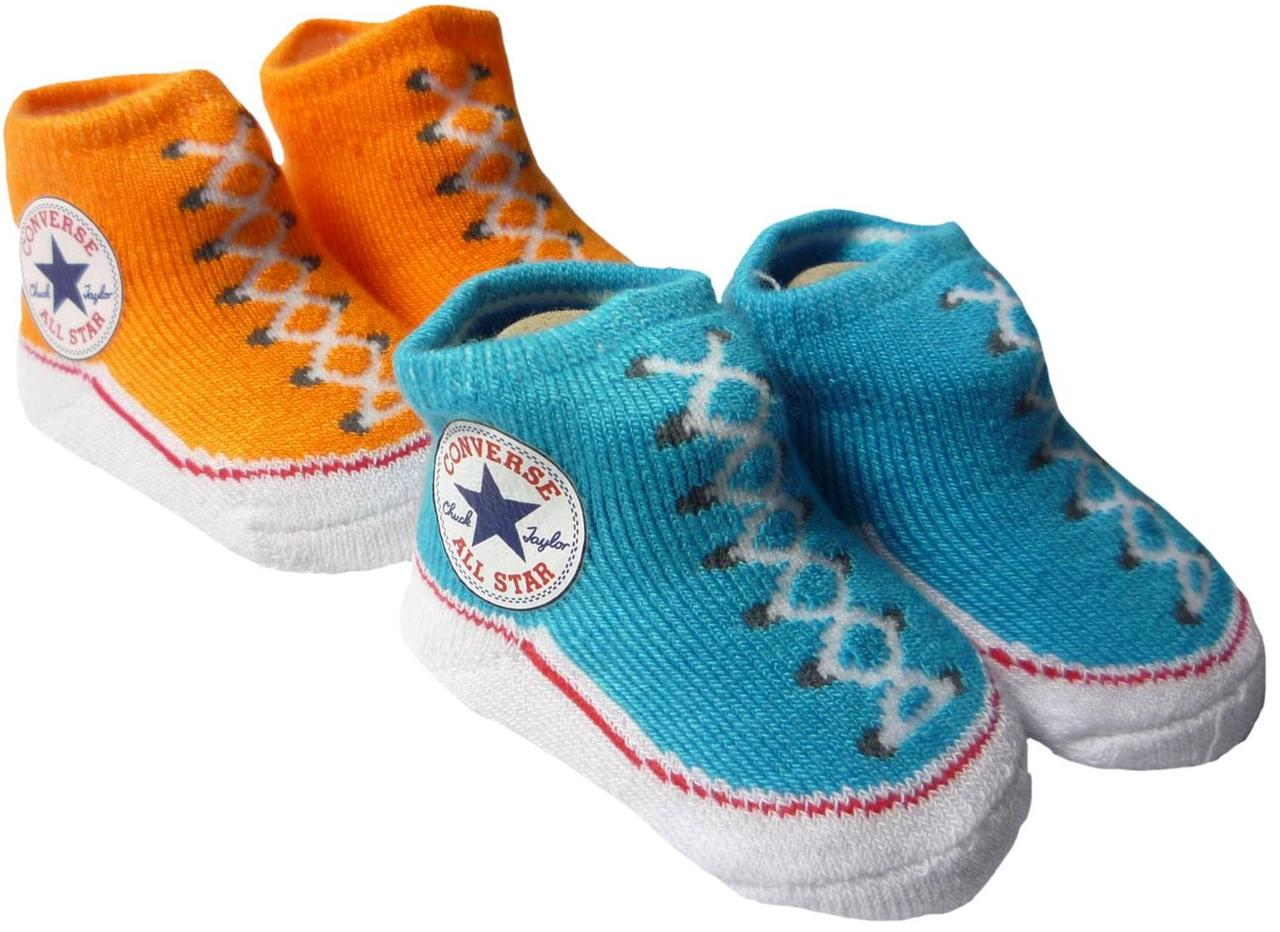 Converse All Star Baby Infants Booties Boots Pram Shoes