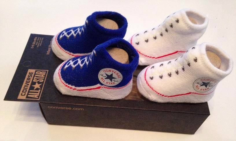 new converse all star babytoddlers boots socks booties