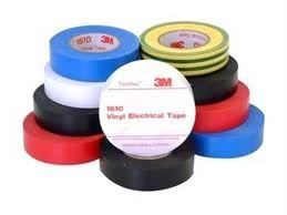 20-x-RAINBOW-TAPE-ELECTRICAL-INSULATION-3M-BRAND
