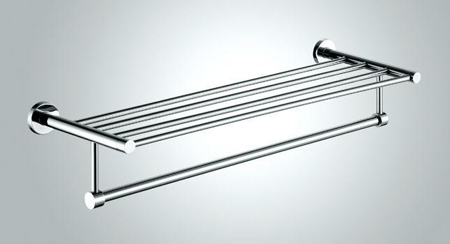 Details about TOWEL RACK - STAINLESS STEEL - BATHROOM FITTINGS - TRADE ...