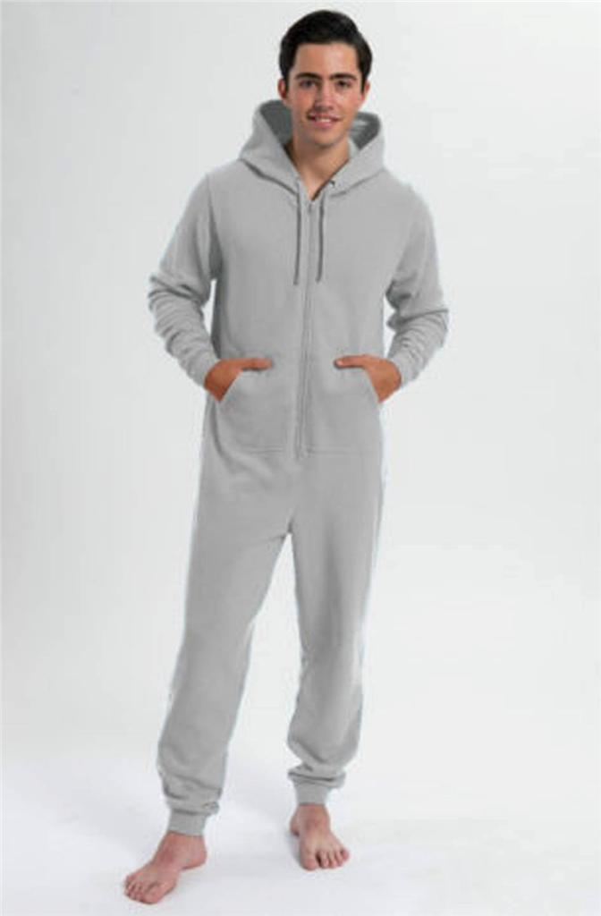 Men's Onesies Lounge around the house like a boss with our range of onesies for men. The warm fleece material will keep you toasty and the price point will make you grin.